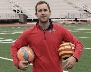 Online Soccer Skills Coach Ben