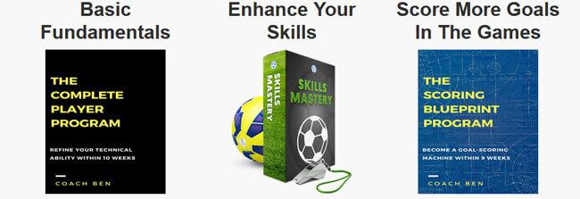 Online Soccer Skills Pricing