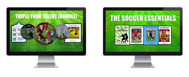 Progressive Soccer Training video course