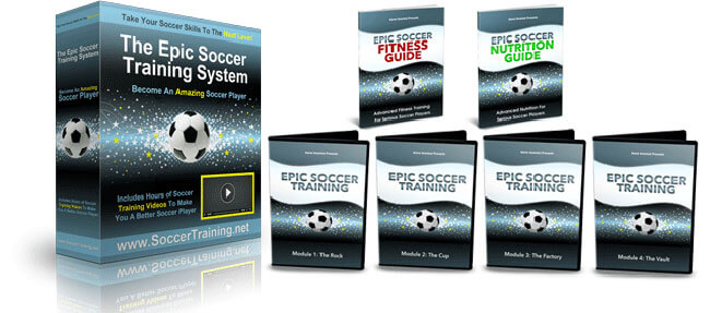 epic soccer offer