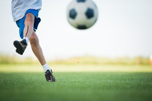 How To Improve Shooting In Soccer