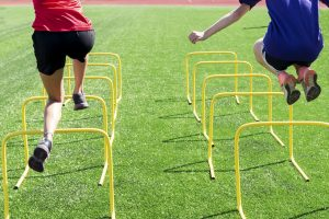 Soccer Fitness Training Drills