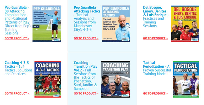 Soccer Tutor Best selling coaching books and ebooks
